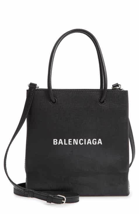 5ebc5f586651 Balenciaga Extra Extra Small AJ Calfskin Shopper Tote