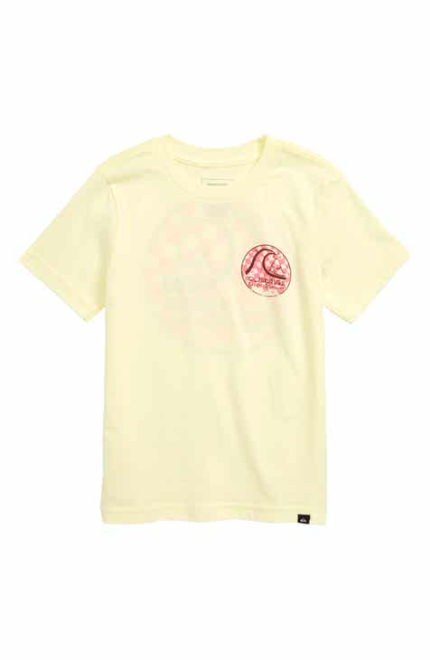 96cd8587a6e4 Quiksilver Without Parallel Graphic T-Shirt (Toddler Boys   Little Boys)