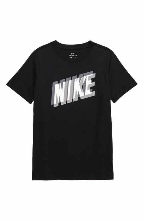 cheap for discount 85989 9c365 Nike Sportswear 3D Logo T-Shirt (Little Boys   Big Boys)