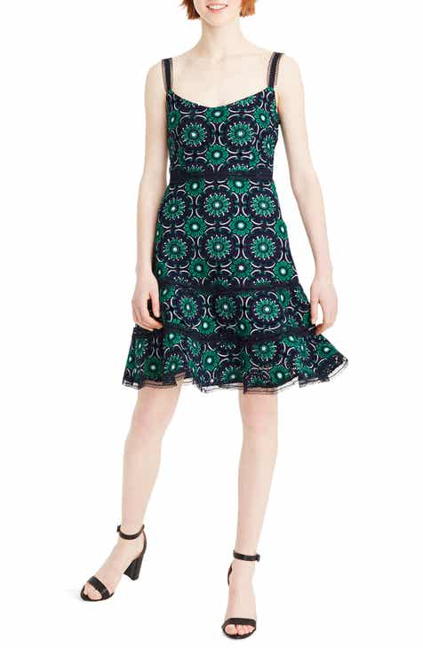 Alice + Olivia Fierra Stretch Silk Slipdress by ALICE AND OLIVIA