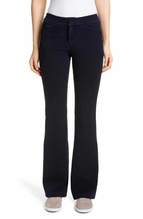 0460decc Lafayette 148 New York Suffolk High Waist Flare Jeans