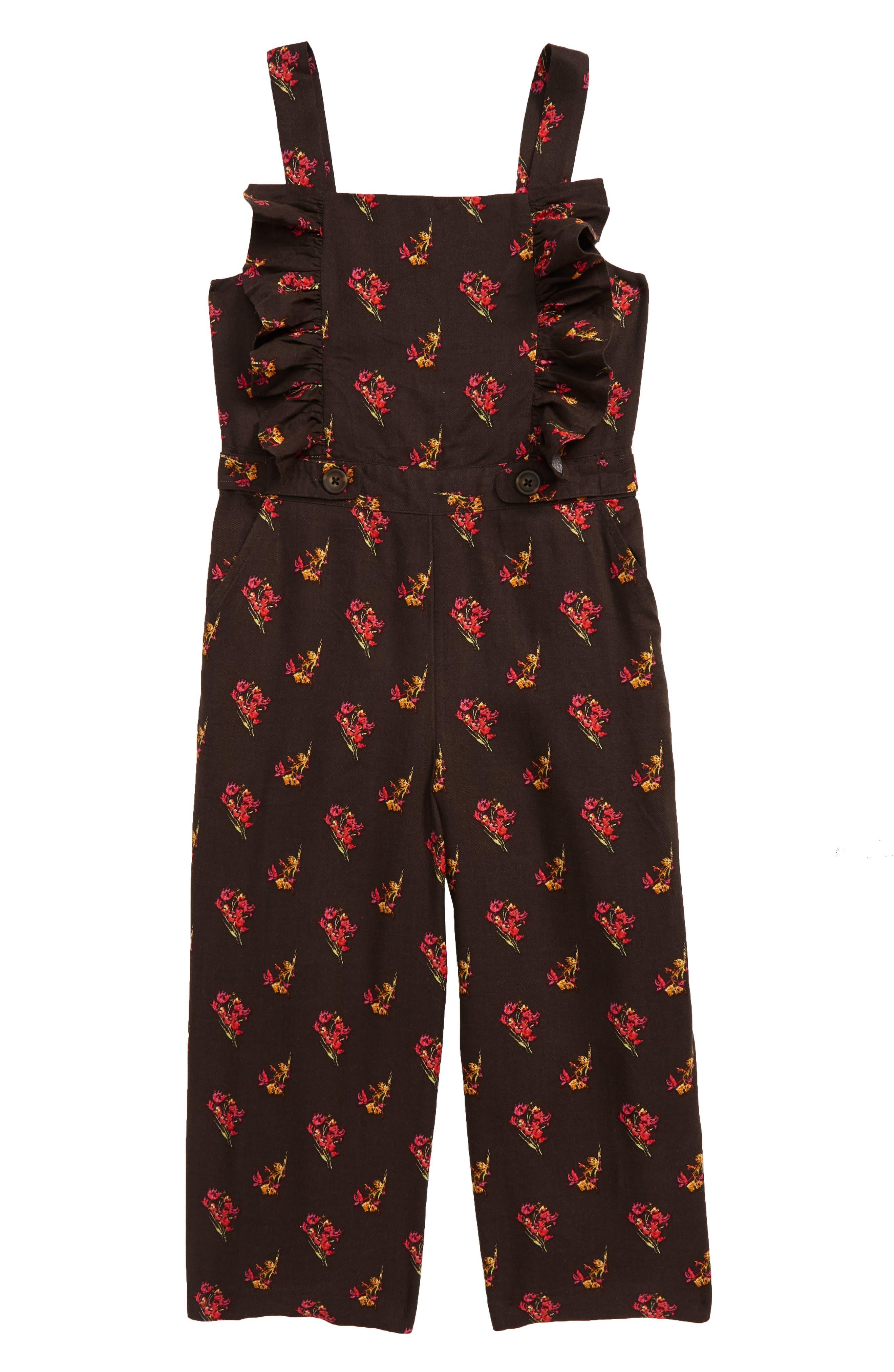 Big Kids HABITUAL girl Girls Lorrie Loose Knit Jumpsuit