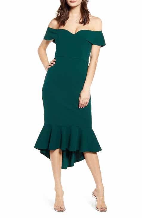 Love, Nickie Lew Sweetheart Midi Dress