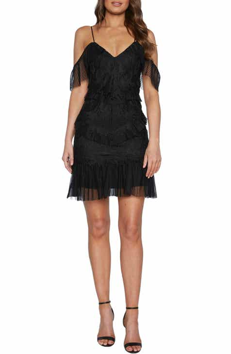 4da02fa4095 Bardot Valorie Lace Cocktail Dress