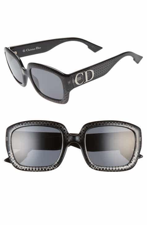22a64dd0f32e1 Dior 54mm Square Sunglasses