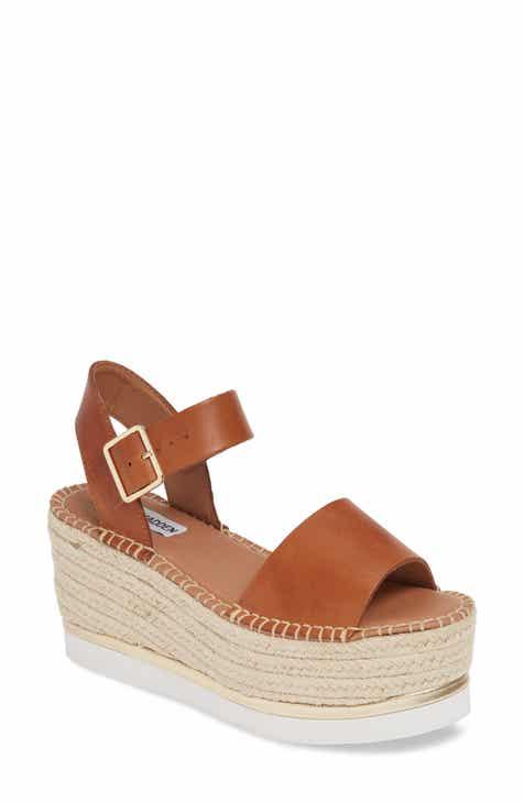 Steve Madden Espadrille Platform Sandal (Women)