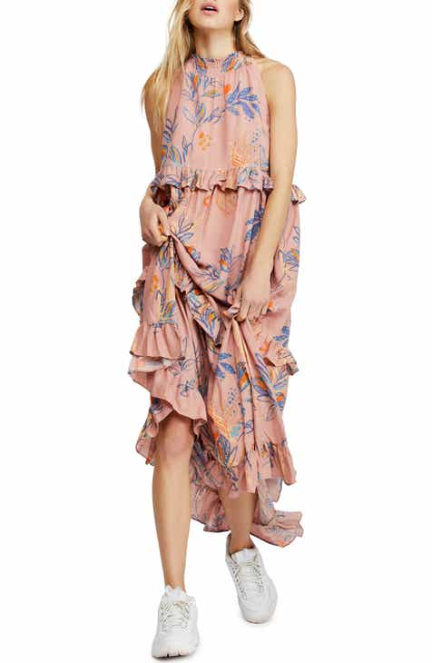 8e4aa68dfa5a Free People Anita High/Low Dress