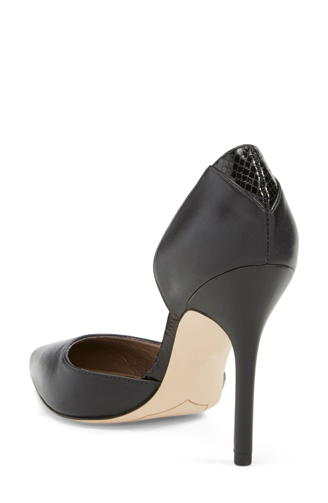 Alternate Image 2  - Sam Edelman 'Delilah' d'Orsay Pump (Women)