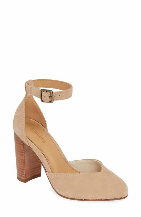 Soludos Collette Ankle Strap Pump (Women)