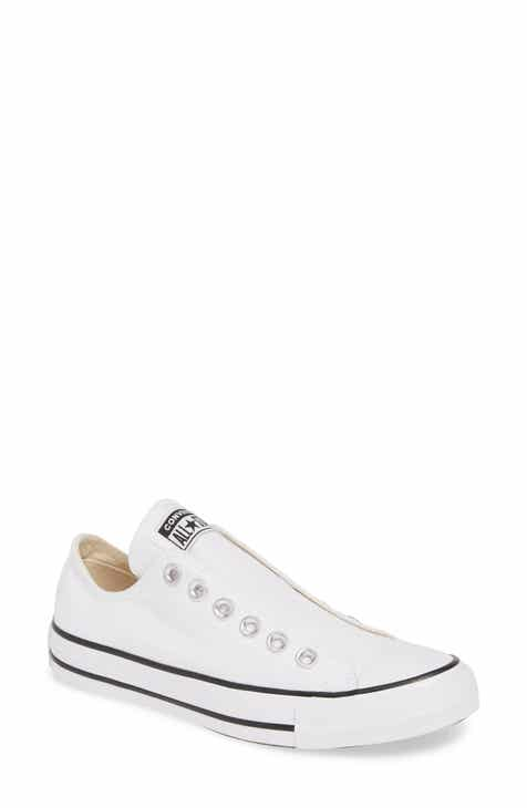 wholesale dealer 776bf e6f00 Converse Chuck Taylor® All Star® Laceless Low Top Sneaker (Women)