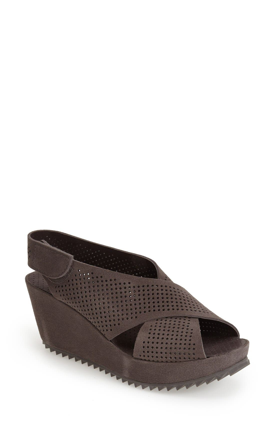 Alternate Image 1 Selected - Pedro Garcia 'Frigg' Wedge Sandal (Women)