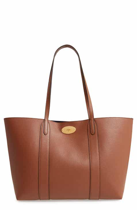 54e7d6f12a92 Mulberry Bayswater Leather Tote. $925.00. Product Image