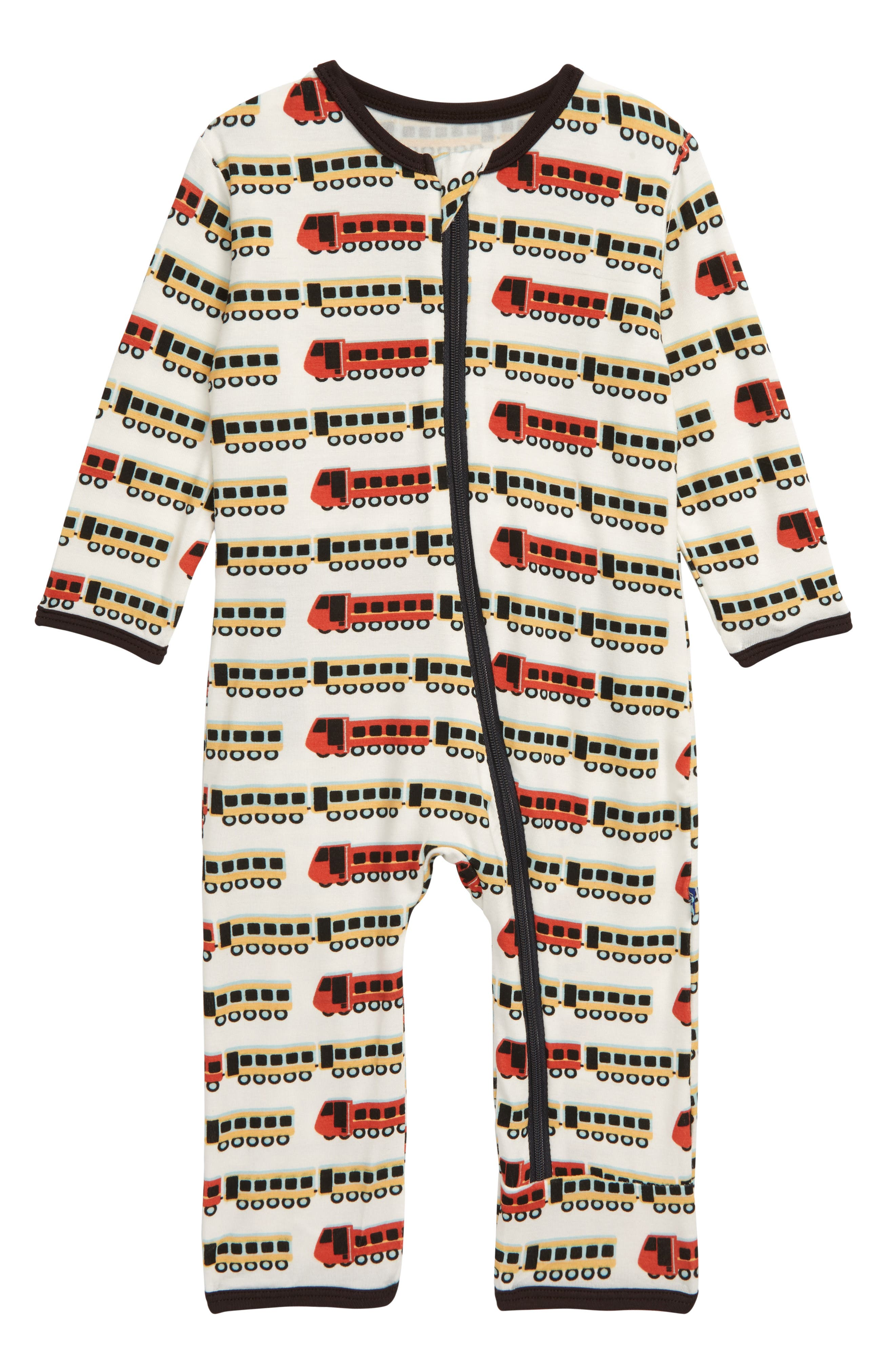 Popular Brand Seven 7 For All Mankind Size 3 Mos Baby One Piece Sleeper Girls' Clothing (newborn-5t) Sleepwear B Bright In Colour