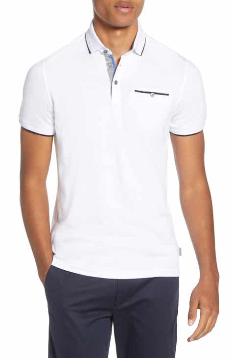 9a0308477 Ted Baker London Derry Slim Fit Polo