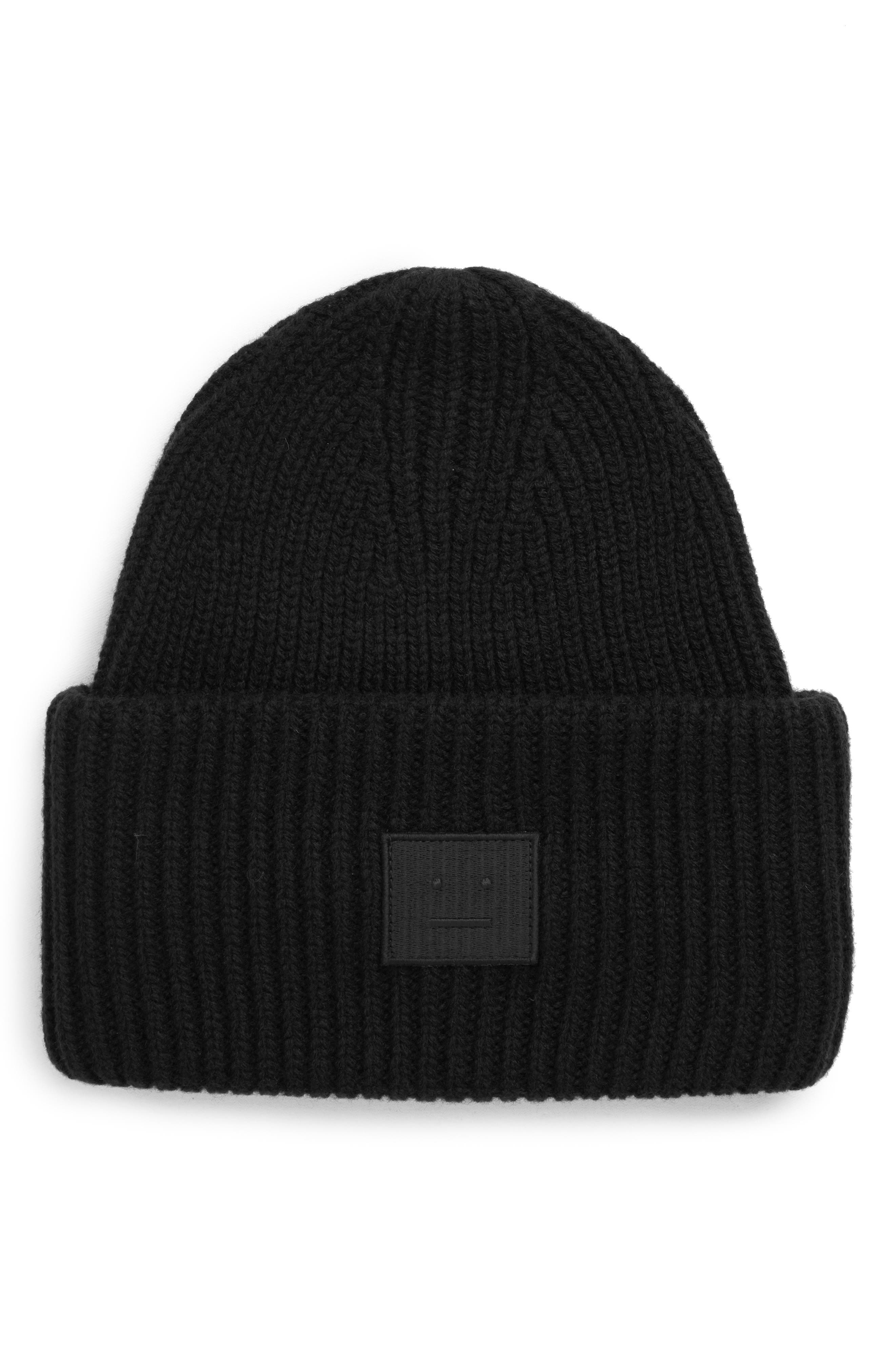 Men's Hats Supply Hot Sale Autumn Winter Men Womens Knitted Wool Skullie Hat Simple Casual Wild Warm Wool Cap For Boy Girl Beanie Hat High Quality Materials