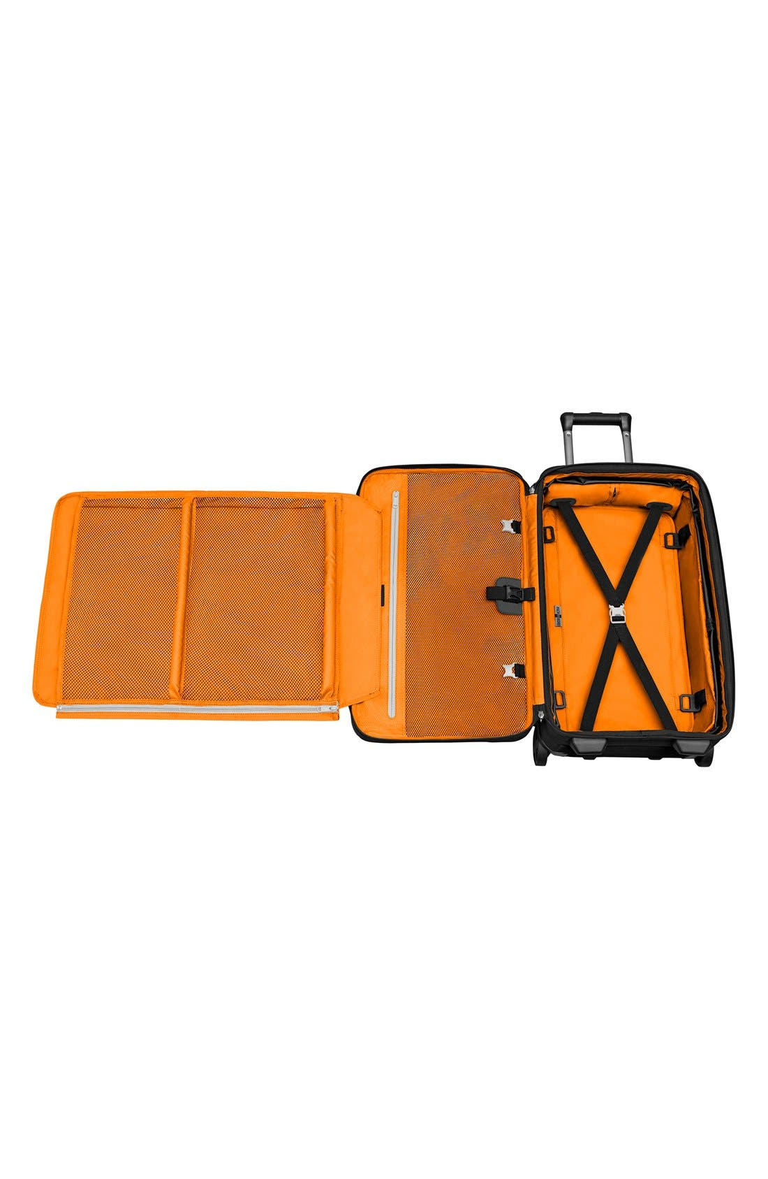 Alternate Image 2  - Victorinox Swiss Army® WT 5.0 Wheeled 22-Inch Carry-On