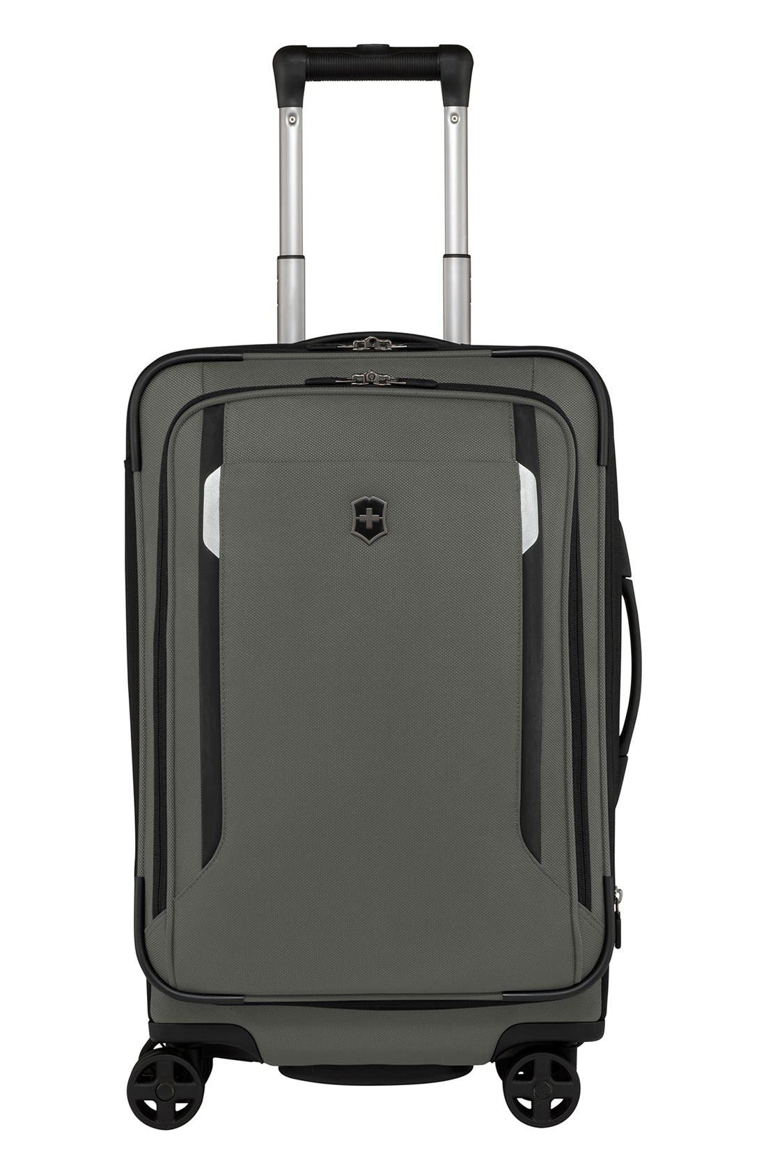 Victorinox Swiss Army® 'WT 5.0' Dual Caster Wheeled Carry-On (22 Inch)