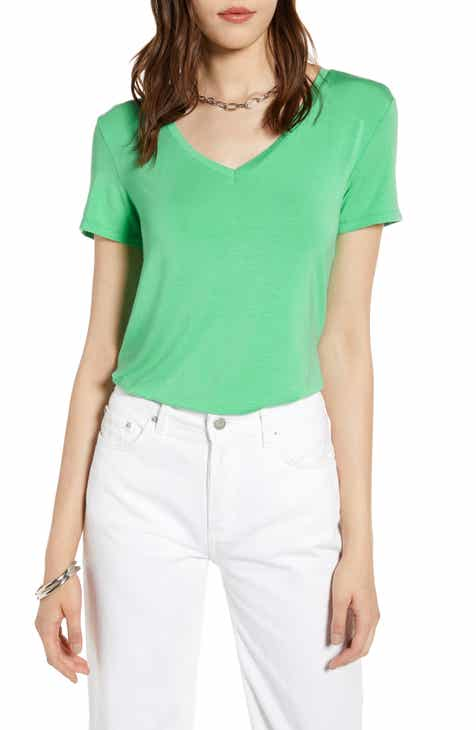 0877d37d154db1 Women's Short Sleeve Tops | Nordstrom