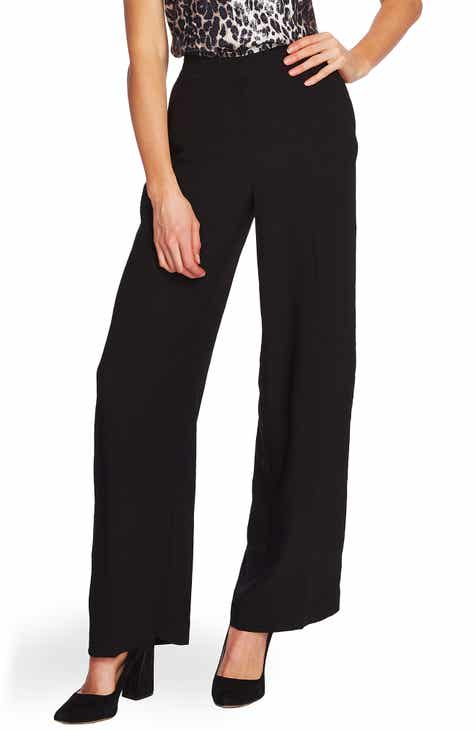 b9c0edd40b4857 Women's Satin High-Waisted Pants & Leggings