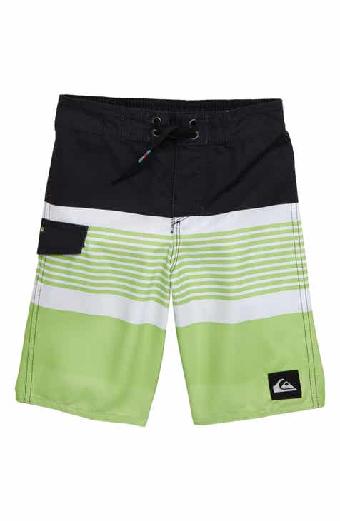 c69e7beaa3 Quiksilver Division Board Shorts (Toddler Boys & Little Boys). $32.00.  Product Image