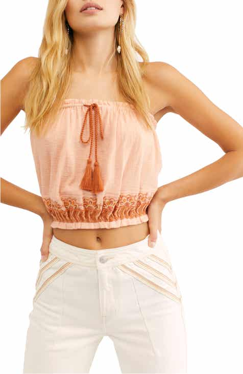 Free People No More Tiers Tube Top