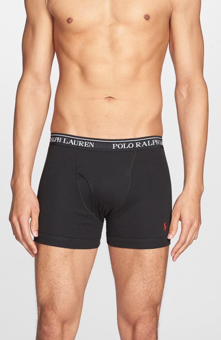 Boxer-Briefs Whether you prefer boxers, briefs or boxer briefs, you'll find Hanes underwear has all the comfort features you want including tag-free labels, stretchable waistbands and no ride up leg bands.