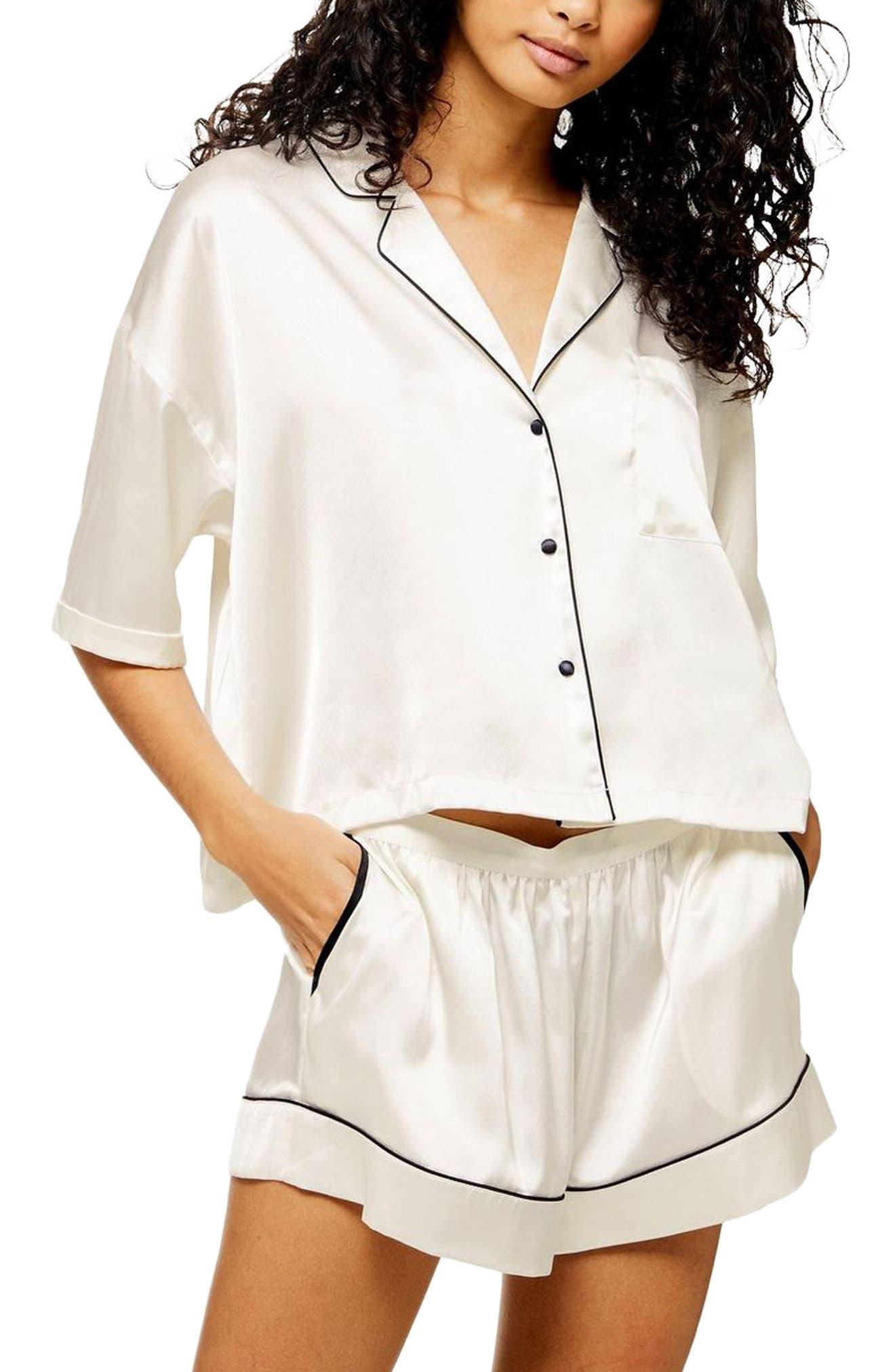 Robe chemise jean h&m