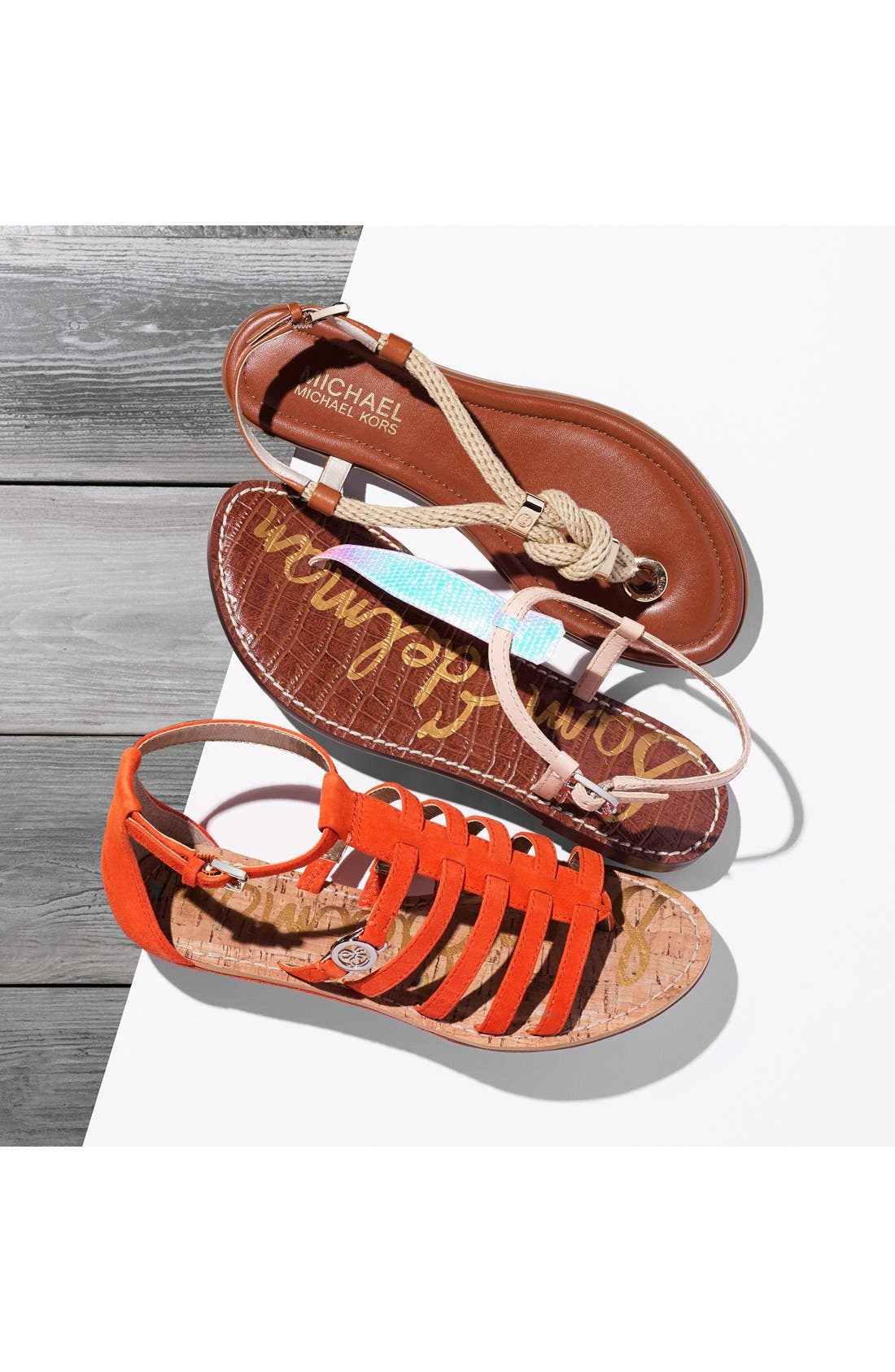Alternate Image 5  - Sam Edelman 'Donna' Gladiator Sandal (Women)