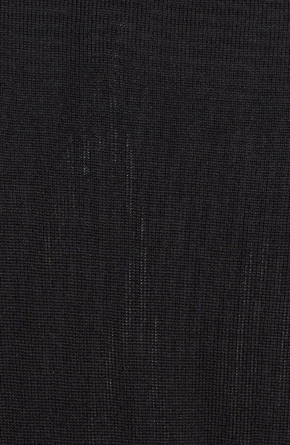 Alternate Image 2  - Cutter & Buck 'Douglas' Merino Wool Blend V-Neck Sweater (Online Only)