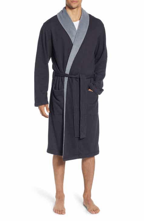 men/man 100% high quality lace up in Men's Robes Pajamas: Lounge & Pajamas | Nordstrom