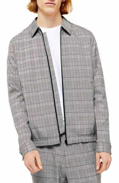 f6bb522c Men's Topman Coats & Jackets | Nordstrom