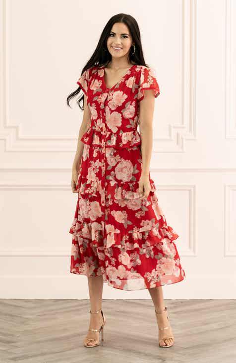 bf8dfeb2d Women's Wedding-Guest Dresses | Nordstrom