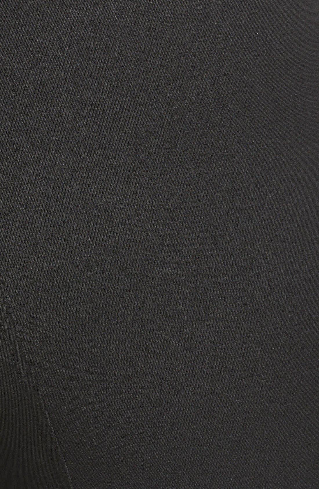 Alternate Image 5  - Vince Camuto Seam Detail Pants (Plus Size)