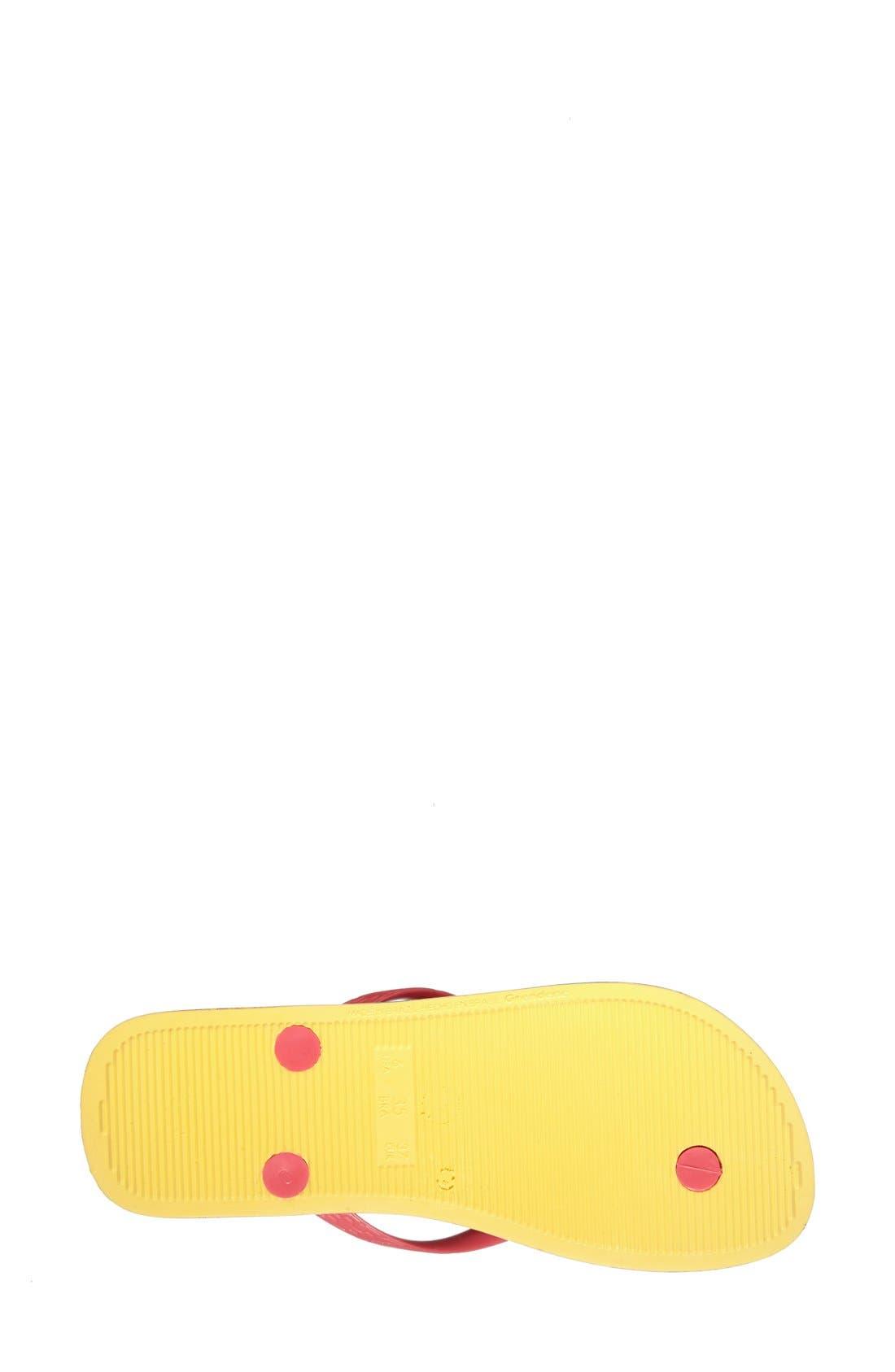 Alternate Image 4  - Ipanema 'Piña' Flip Flop