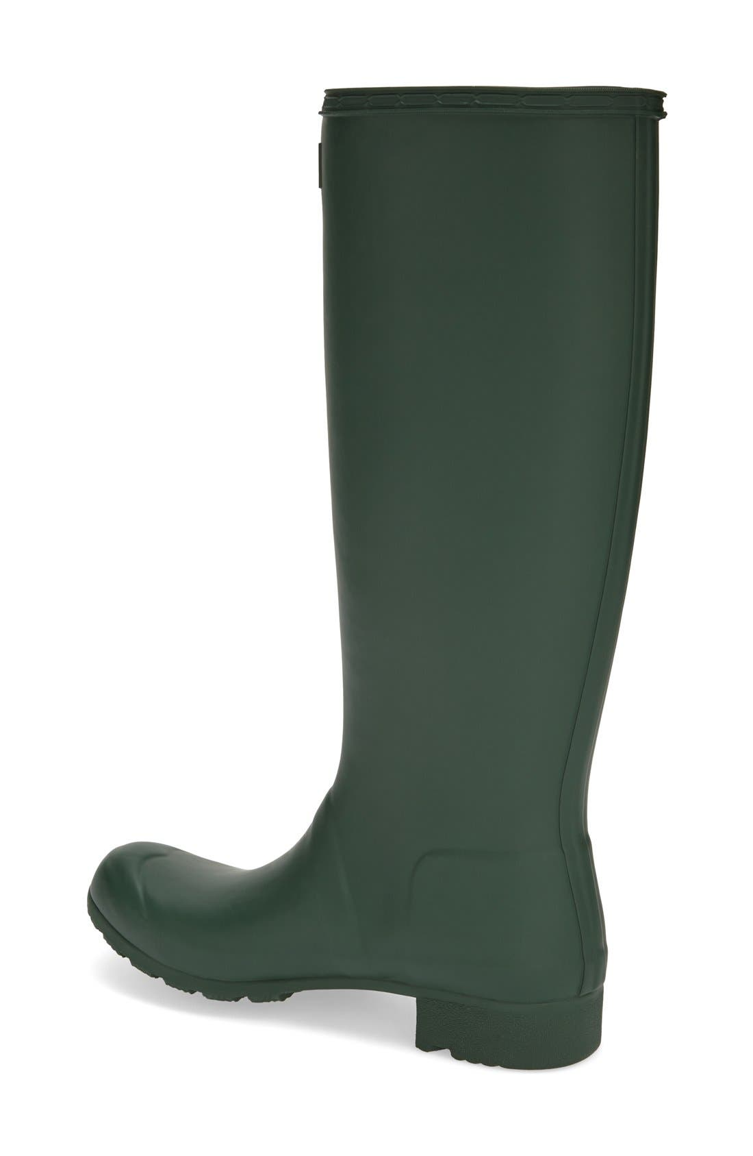 Alternate Image 2  - Hunter 'Tour' Packable Rain Boot (Women)