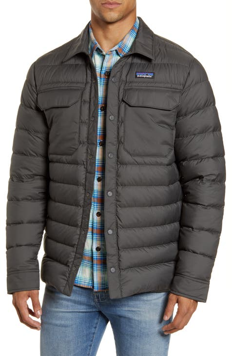 파타고니아 다운패딩 (700필) Patagonia Silent Water Repellent 700-Fill Power Down Shirt Jacket