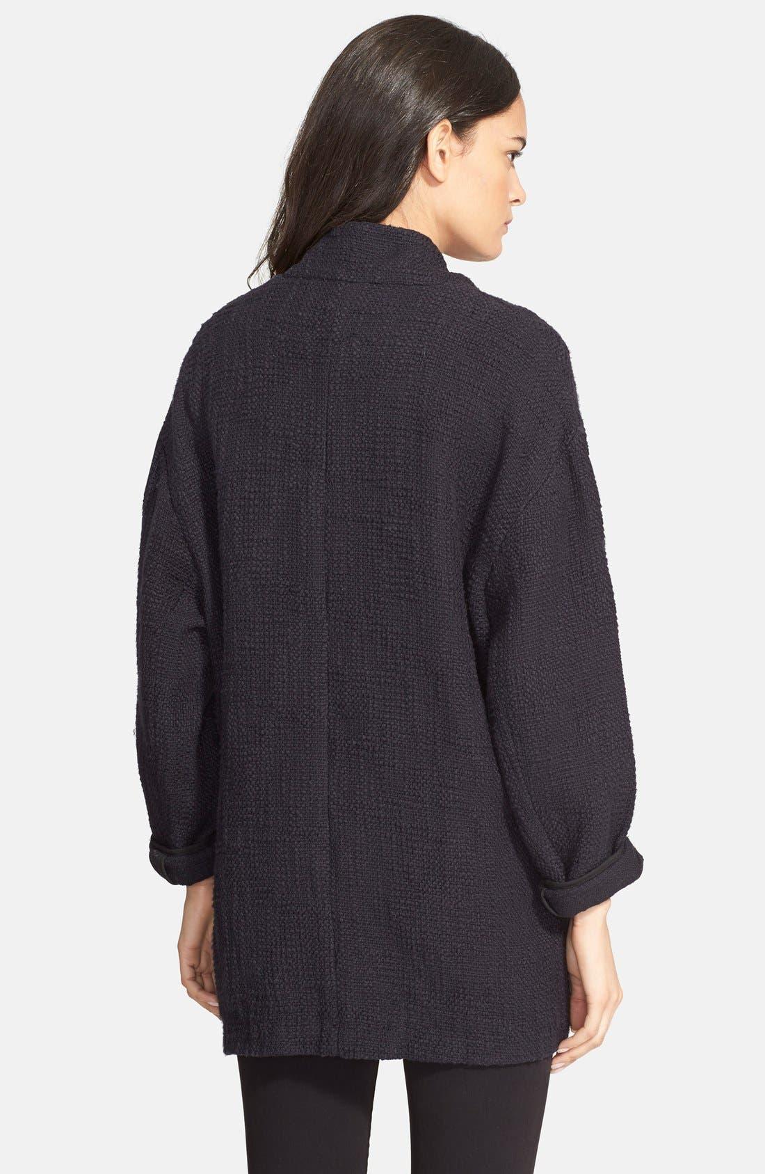 Alternate Image 2  - IRO 'Cauley' Oversize Cardigan Jacket