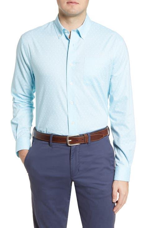 johnnie-O Montgomery Floral Button-Down Shirt