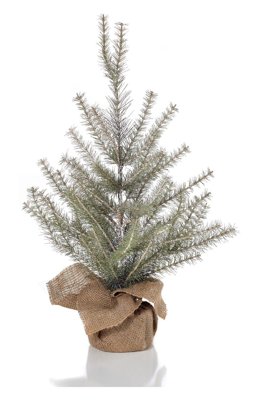 Alternate Image 2  - Sage & Co. Glitter Pine Tree