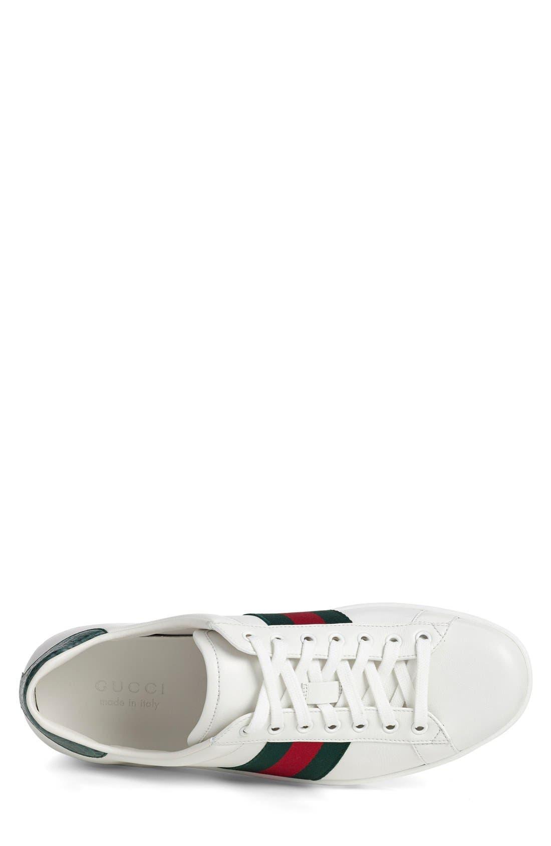 Alternate Image 3  - Gucci New Ace Sneaker (Men)