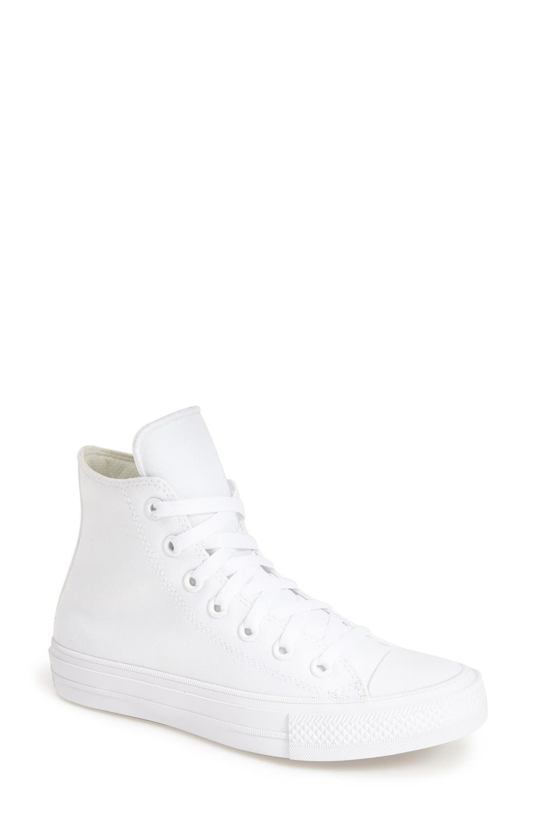 Alternate Image 1 Selected - Converse Chuck Taylor® All Star® 'Chuck II' High Top Sneaker (Women)
