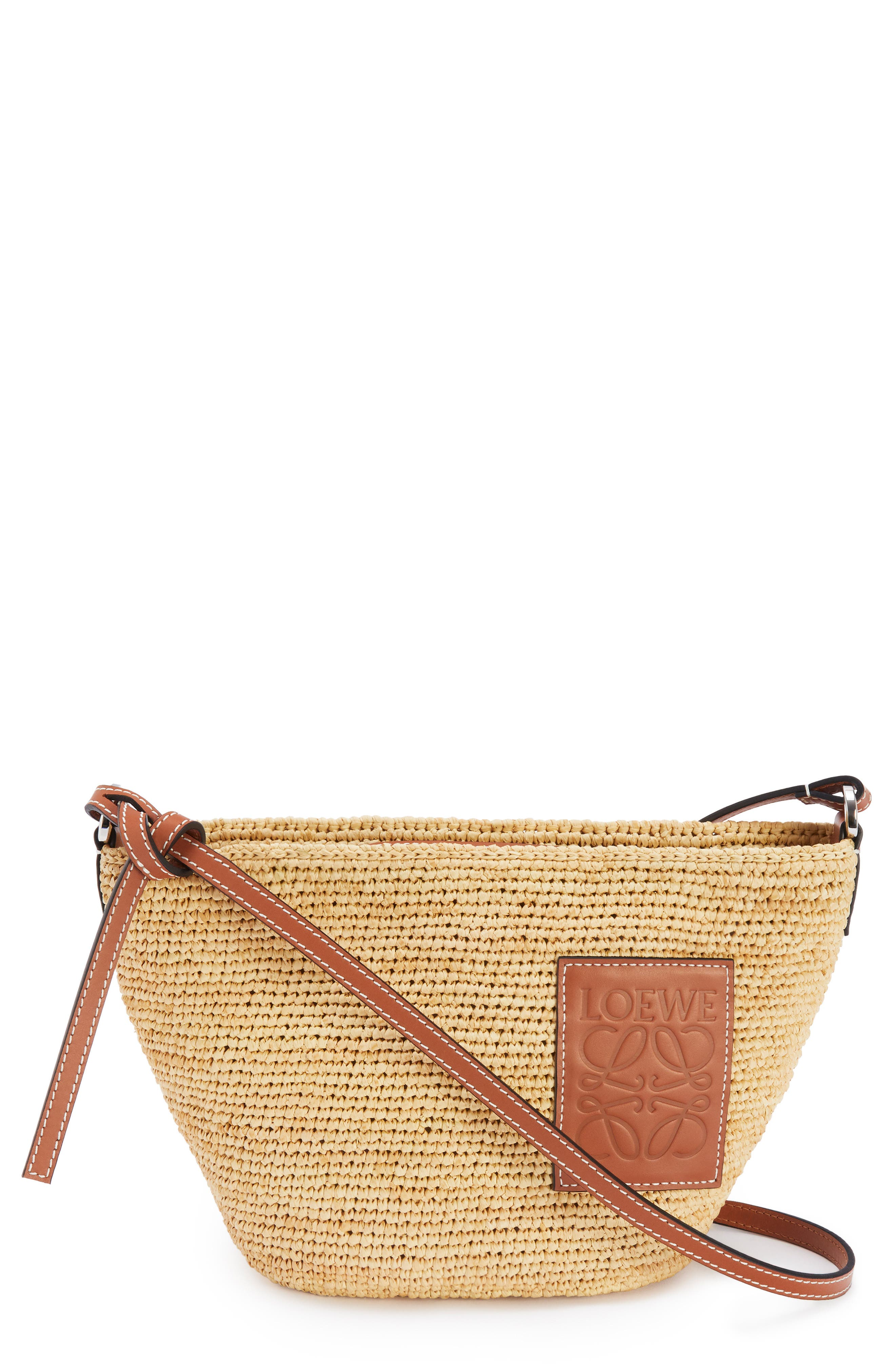 Rattan Clutch bag with Floral Designs Natural Brown clutch women Bag.