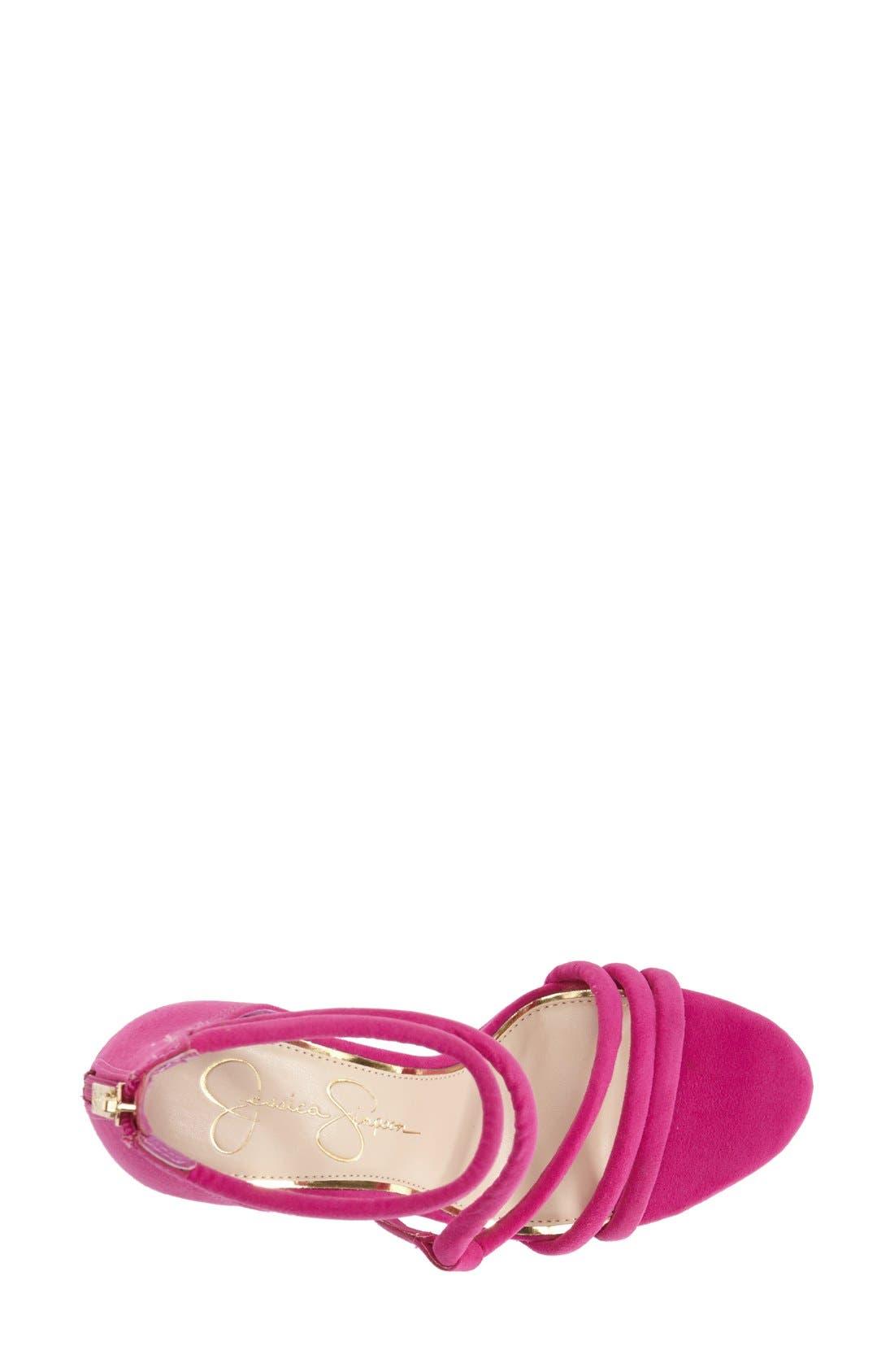 Alternate Image 3  - Jessica Simpson 'Caela' Platform Sandal (Women)