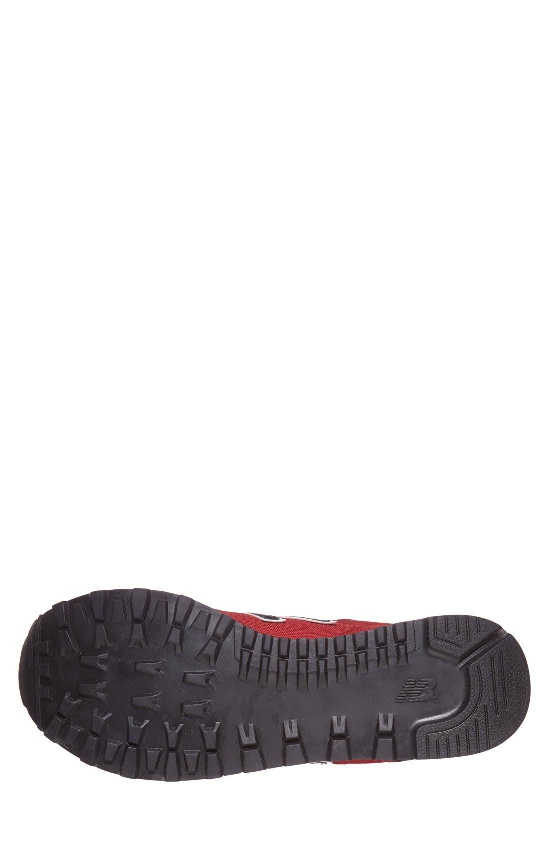 Alternate Image 4  - New Balance 'Piqué Polo Collection - 515' Sneaker (Men)