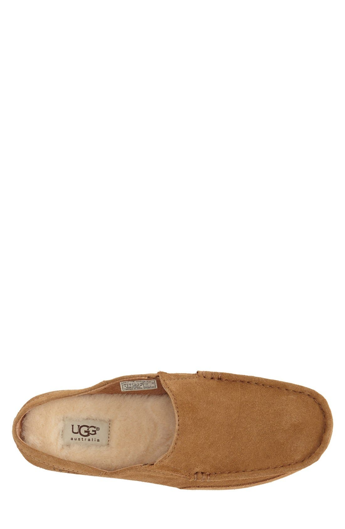 Alternate Image 3  - UGG® Alamar Twinsole® Slip-On (Men)