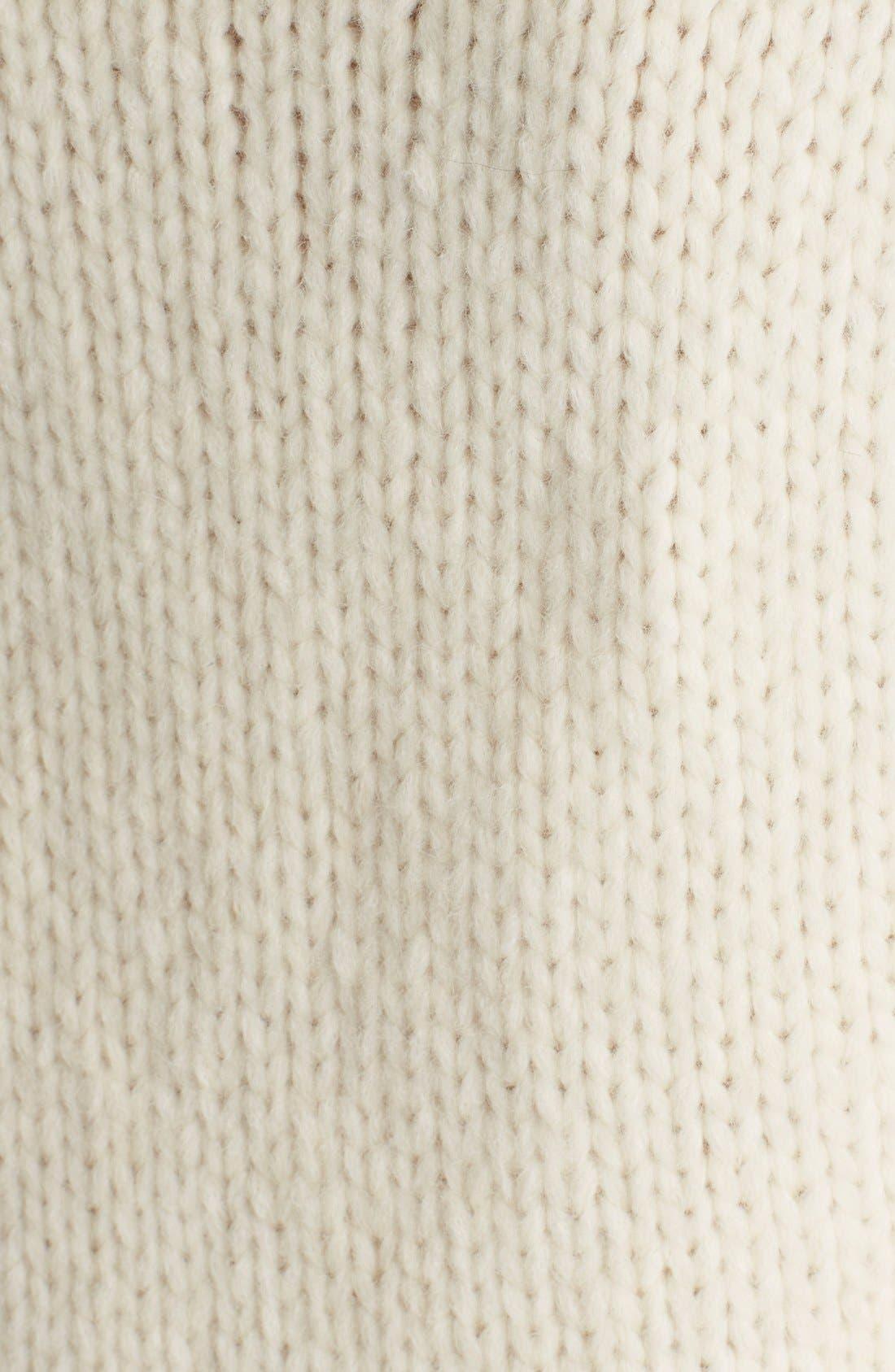 Alternate Image 3  - Theory 'Vandrona' Sleeveless Turtleneck