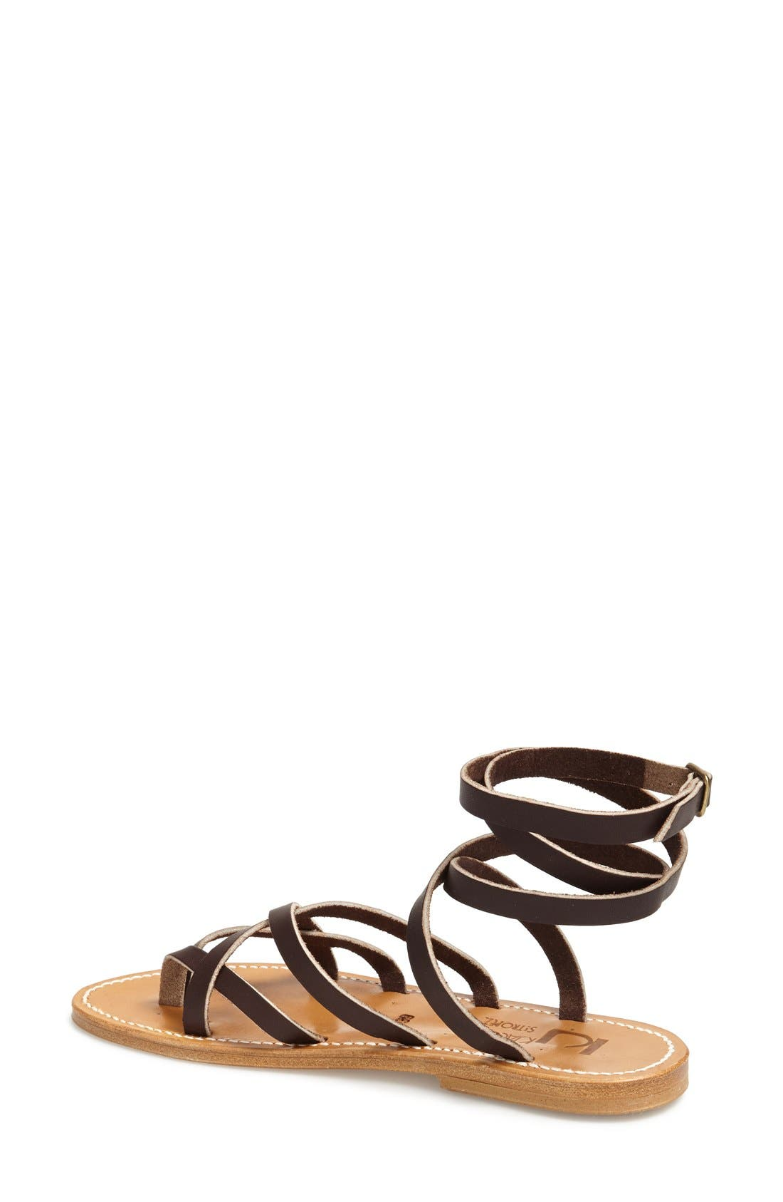 Alternate Image 2  - K.Jacques St. Tropez 'Zenobie' Ankle Wrap Sandal (Women)