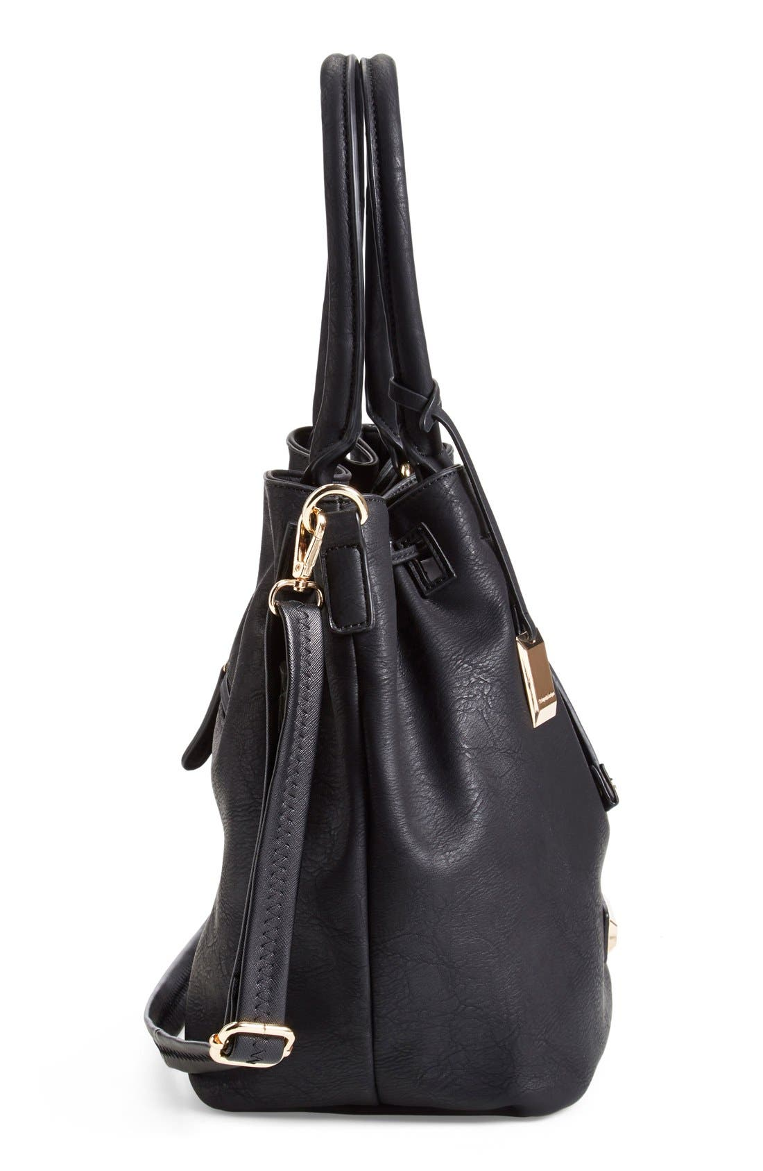 Alternate Image 5  - Catherine Catherine Malandrino 'Elena' Bucket Bag