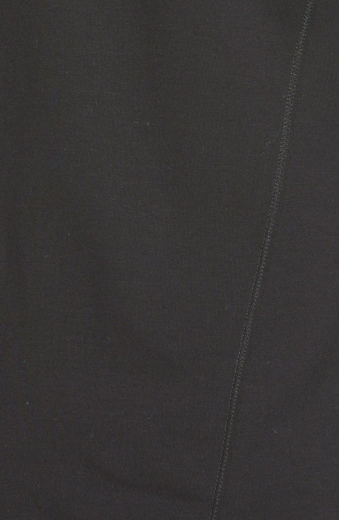 Alternate Image 3  - Eileen Fisher Mixed Organic Cotton Stretch Knit Jacket
