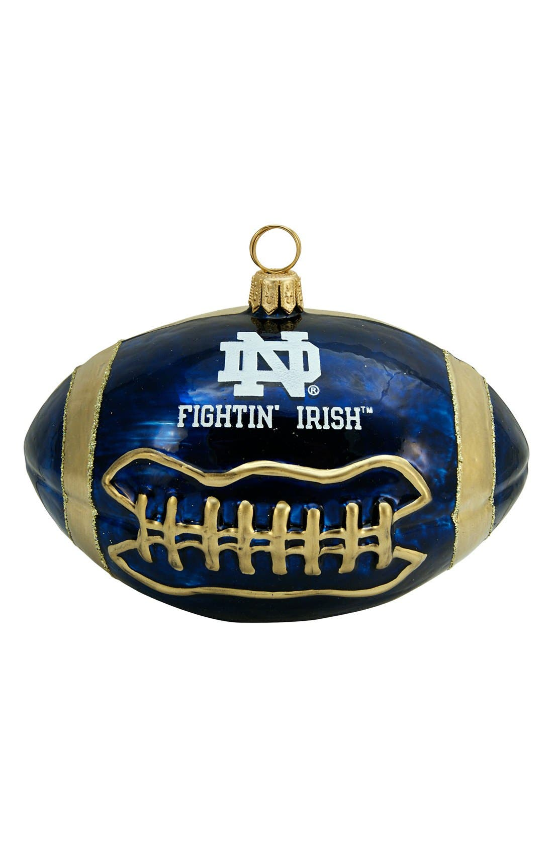 Alternate Image 1 Selected - Joy to the World Collectibles 'College Football' Ornament